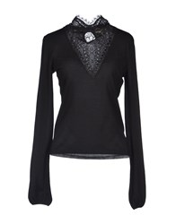 Emilio Pucci Turtlenecks Black