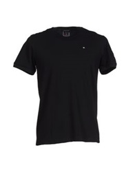 Marville T Shirts Black