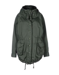 George J. Love Jackets Military Green
