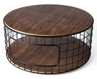 Gus Design Group Gus Wireframe Coffee Table