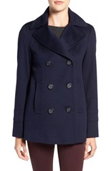 Fleurette Women's Wool Peacoat