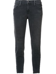 Frame Denim 'Le Garcon' Jeans Grey