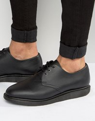 Dr. Martens Dr Torriano 3 Eye Wedge Shoes Black