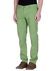 Maison Clochard Casual Pants Light Green