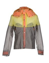 Diadora Heritage Coats And Jackets Jackets Men Lead