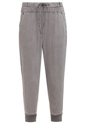 Tom Tailor Trousers Light Frost Grey Taupe