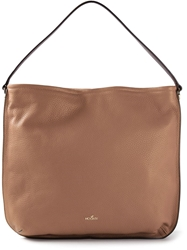 Hogan Squared Shopping Bag Brown