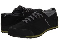 Evolv Cruzer Black Athletic Shoes