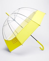 Hunter Original Bubble Umbrella Yellow Chartreuse