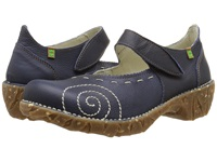 El Naturalista Yggdrasil N095 Ocean Women's Maryjane Shoes Blue