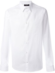 Cnc Costume National Costume National Classic Button Down Shirt White