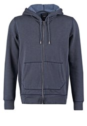 Gap Tracksuit Top Dark Blue