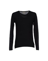 Suit Knitwear Jumpers Men Black