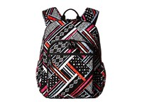 Vera Bradley Campus Tech Backpack Northern Stripes Backpack Bags Gray