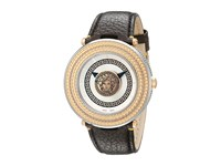 Versace V Metal Icon 46Mm Vql01 0015 Stainless Steel Rose Gold
