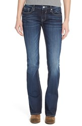 Vigoss Women's Bootcut Jeans Dark Wash