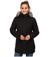 The North Face Mauna Kea Parka Tnf Black Women's Coat