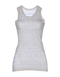 Paolo Pecora Donna Tops Beige