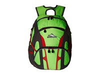 High Sierra Composite Backpack Lime Slate Redline Backpack Bags Green