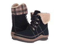 Spring Step Biel Navy Women's Cold Weather Boots
