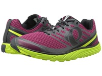 Pearl Izumi Em Trail N 1 V2 Beet Red Lime Punch Men's Running Shoes