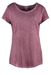 Vero Moda Vmmaria Basic Tshirt Decadent Chocolate Brown