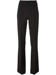 Blumarine Flared Trousers Black