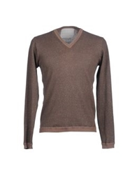 Datch Sweaters Brown