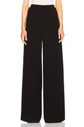 Jonathan Simkhai Side Slit Pants In Black