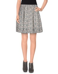 Sea New York Skirts Knee Length Skirts Women Grey