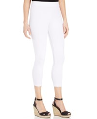 Styleandco. Style Co. Cropped Leggings Only At Macy's Bright White