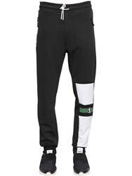 Dirk Bikkembergs Two Tone Nylon Jogging Pants