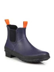 Swims Charlie Chelsea Boots Navy