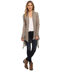 Culture Phit Stella Cartigan Taupe Women's Sweater