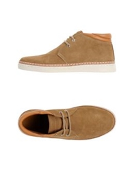 Bepositive Ankle Boots Sand
