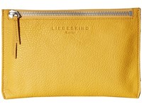 Liebeskind Kiwi R Amber Yellow Handbags