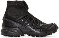 Salomon Black S Lab Snowcross Ltd Edition