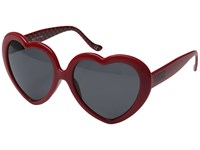 Vans Heartacher Sunglasses Chili Pepper Fashion Sunglasses Red