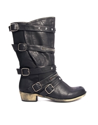 Call It Spring Fatoumata Boot 96Black