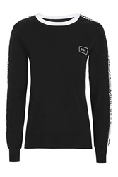 Escapology Long Sleeve Sports T Shirt By Black
