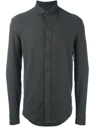 Polo Ralph Lauren Classic Shirt Grey