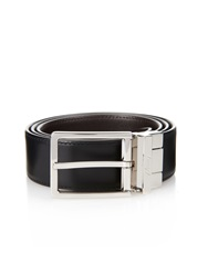 Brioni Reversible Leather Belt