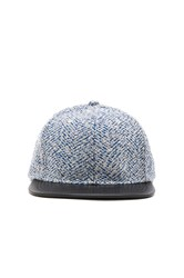 Stampd Woven Hat Blue