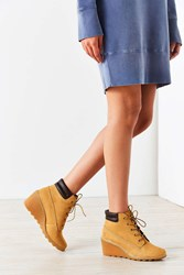 Timberland Amston 6 Wedge Boot Tan