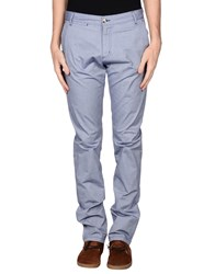 Blauer Trousers Casual Trousers Men Blue