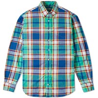 Gitman Brothers Vintage Gitman Vintage Archive Madras Shirt Multi