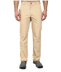 Mountain Khakis Broadway Fit Poplin Pant Khaki Men's Casual Pants