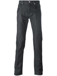 Ermenegildo Zegna Slim Fit Jeans Grey