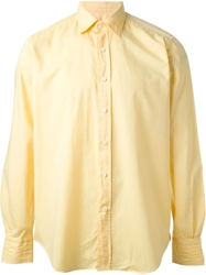 Glanshirt 'Kent' Shirt Yellow And Orange