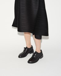 Ann Demeulemeester Heeled Oxford Black